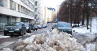 В сугробах снега на аллеях города виноваты омские предприниматели