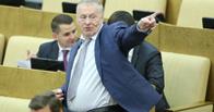 Единоросс предлагает лишить Жириновского права слова в Госдуме