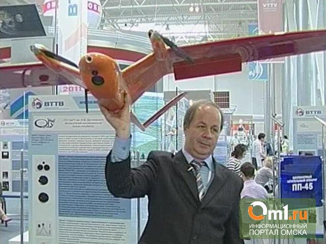 Омский «беспилотник» установил два рекорда в авиационном спорте РФ