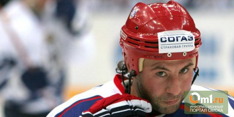 Сушинский вернется в КХЛ