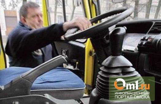 Омские инспекторы проводят сплошные проверки маршрутных такси