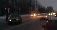 В Омске на набережной на пешеходном переходе сбили бабушку