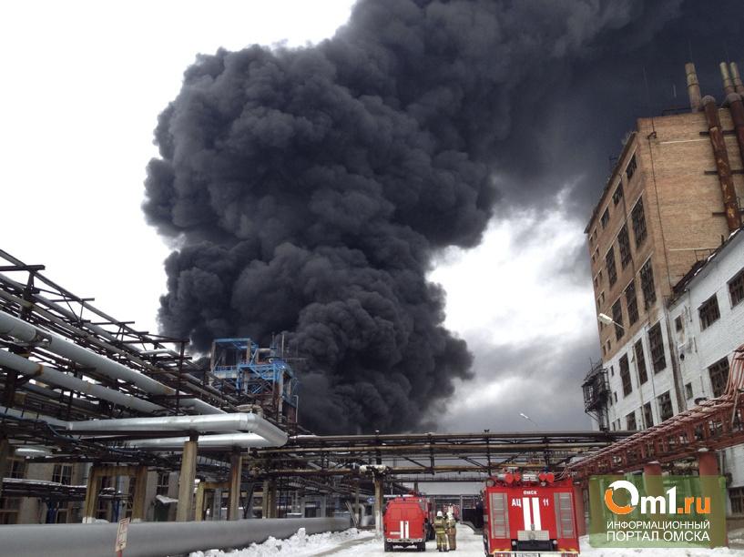 На взрыве на заводе СК в Омске уже двое пострадавших