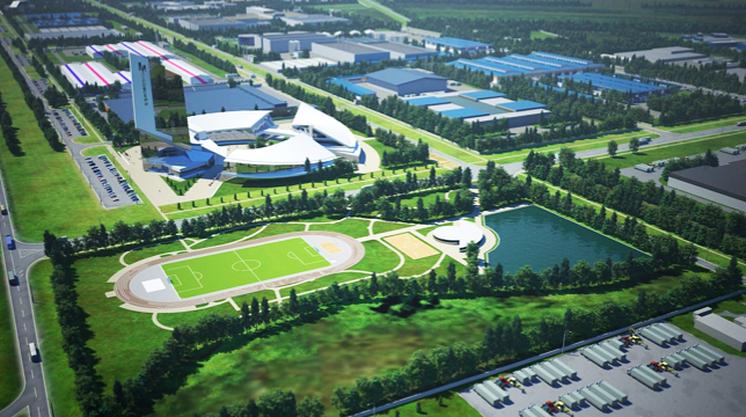 На строительство индустриального парка на Солнечной требуется 900 млн рублей