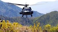 Американский военный вертолет разбился на границе с КНДР