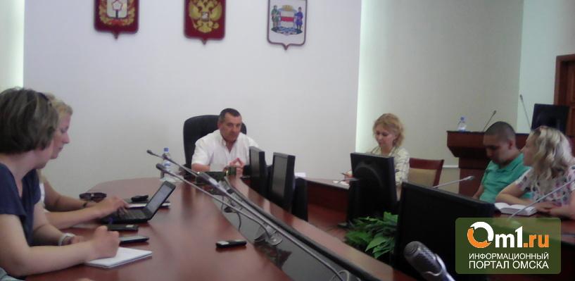 Михаил Расин: В Омске начинается социальный конфликт между пешеходами и велосипедистами