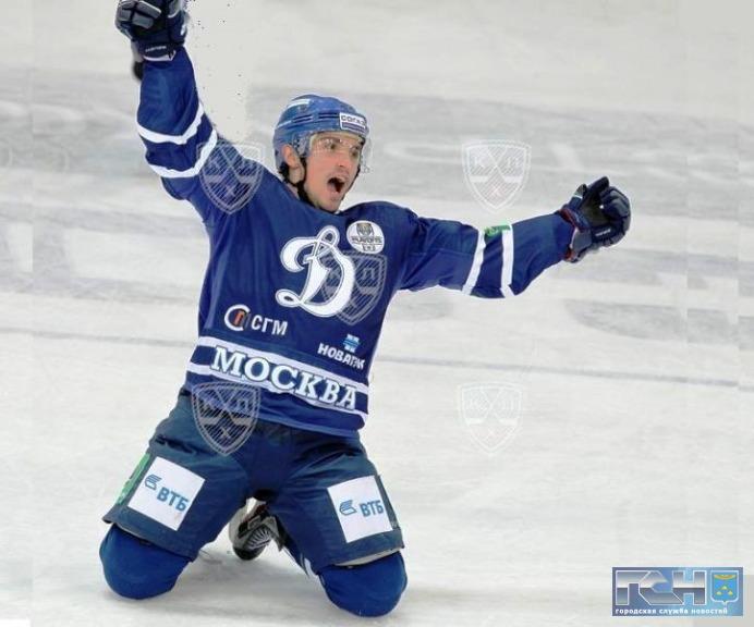 Омский «Авангард» обменялся нападающими с московским «Динамо»