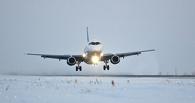 В Омске аварийно приземлился самолет