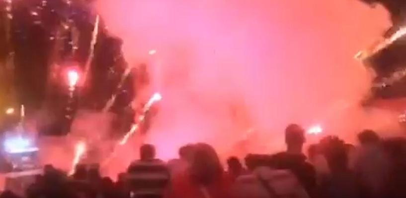На дне города в Дзержинске салют взорвался в толпе зрителей: погибла женщина