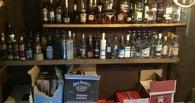 Омич торговал незаконным алкоголем в своем гараже