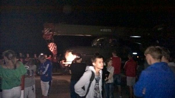 В момент обрушения в омской учебной казарме находились 337 человек