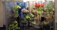 Омич запер продавщицу цветов в холодильнике