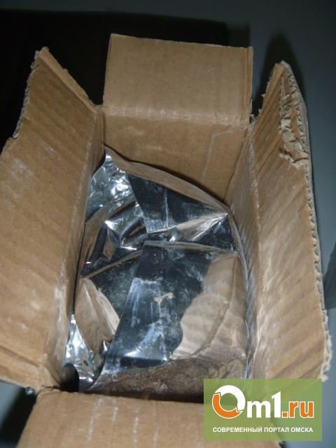 В Омск по почте из Китая пришла посылка с 0,5 кг наркотиков