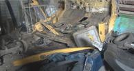 Омич угонял машины, чтобы сдать их на металлолом