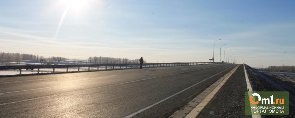 Строители Западного обхода Омска уверены в несправедливости претензий Ростехнадзора