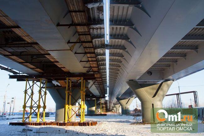 Омские власти заставили «Мостовик» переделать путепровод на 21-й Амурской