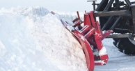 Омич превратил свою «Ниву» в снегоуборщик