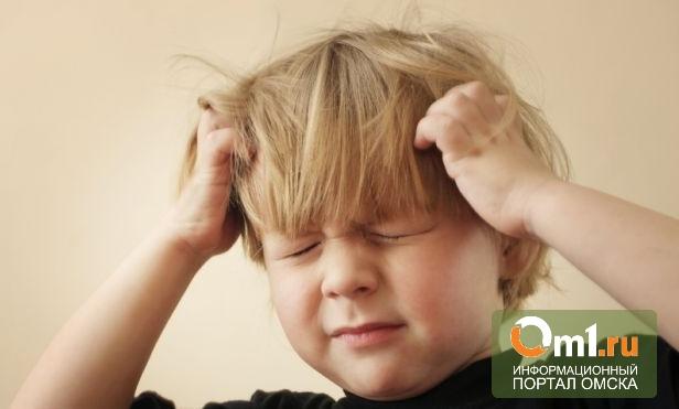 Из-за сильного ветра в Омской области ребенок получил травму головы