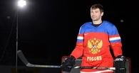 Нападающий «Авангарда» снялся в проморолике для Олимпиады в Сочи