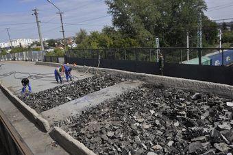В Омск из-за ремонта на 21-й Амурской дорогу закроют на месяц