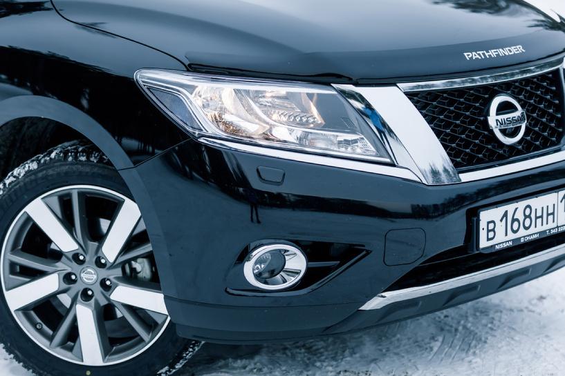Плач по утраченным блокировкам: стал ли хуже новый Nissan Pathfinder?