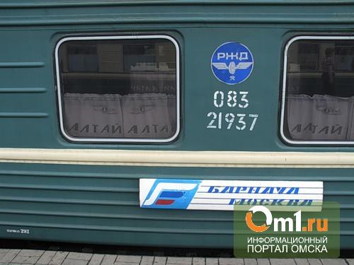 Полугодовалая девочка из Удмуртии умерла в поезде на пути в Омск