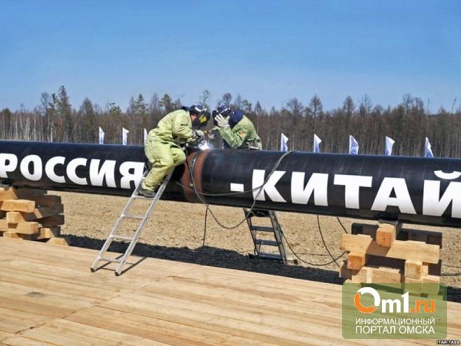 Путин назвал сумму инвестиций в газовый проект с Китаем