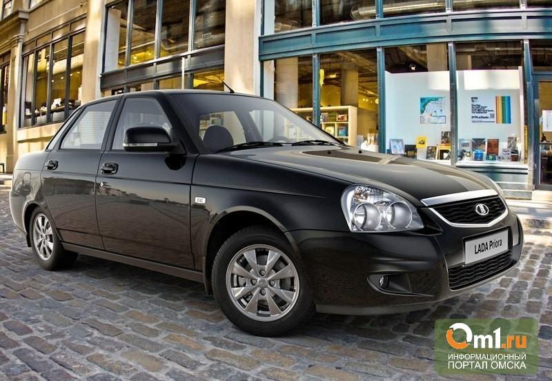 В Омске появились новые Lada по качеству не хуже Renault и Nissan
