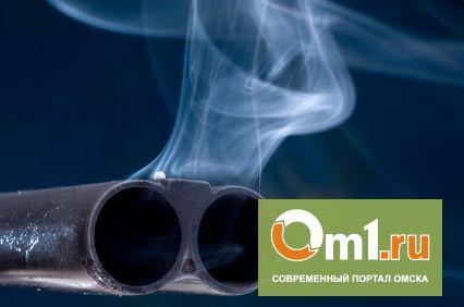 Омич выстрелом в грудь из ружья убил жителя Ракитинки