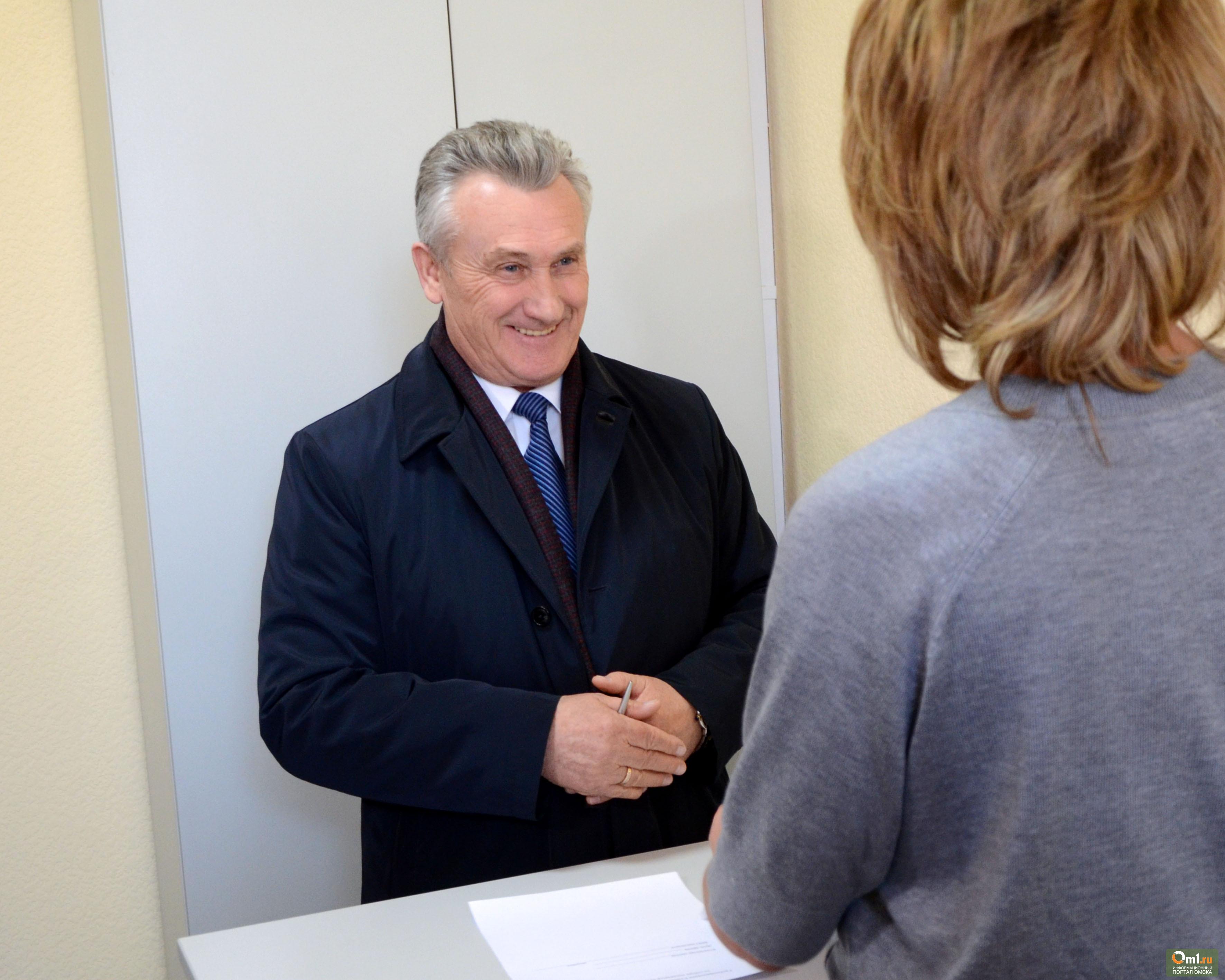 Гребенщиков тоже готов заявиться напост главы города Омска