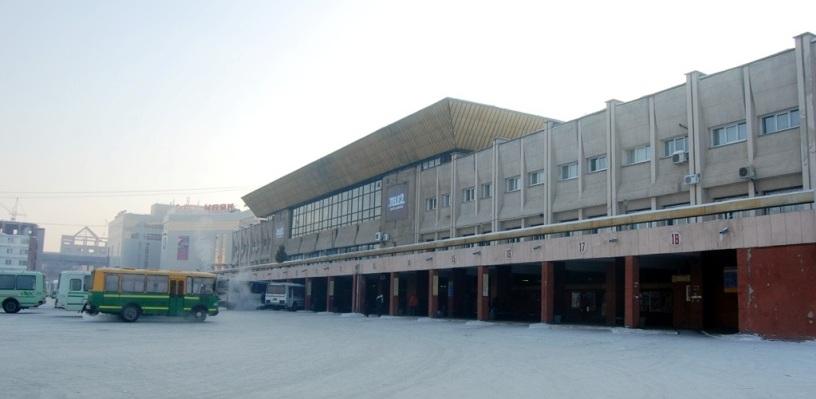 Из-за ложного сообщения о бомбе эвакуировали омский автовокзал