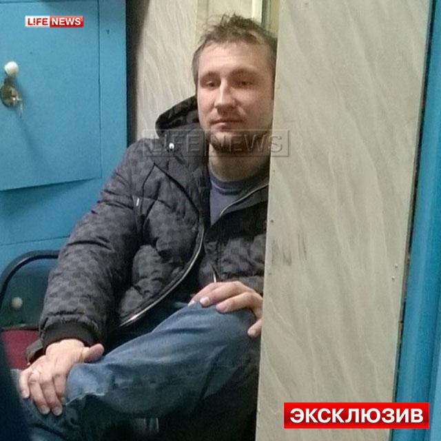 Хоккеист «Авангарда» устроил пьяный дебош в московской полиции