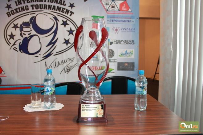 На турнире имени Тищенко трое омичей заняли первые места