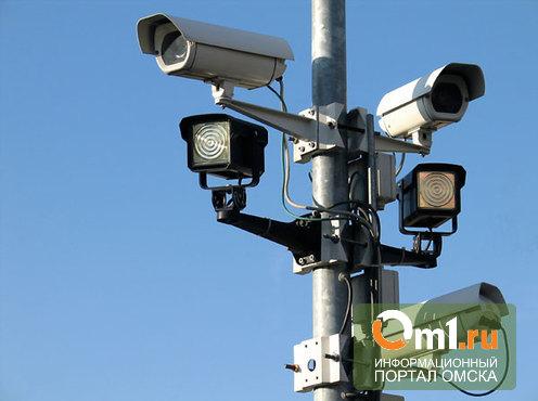 В Омске дорожные камеры будут фиксировать непристегнутые ремни