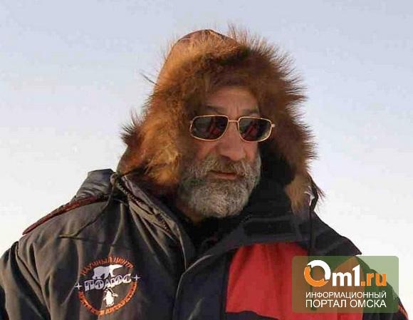 На ВТТВ-Омск-2013 приедет исследователь Арктики Чилингаров