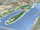 Омская мэрия адаптирует парк «Зеленый остров» для спортсменов