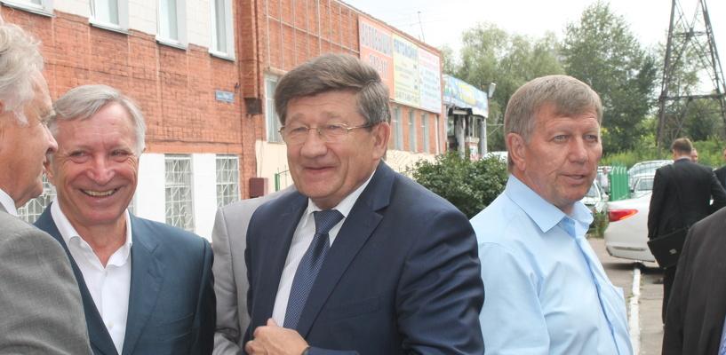 Омич потребовал от Двораковского уйти в отставку