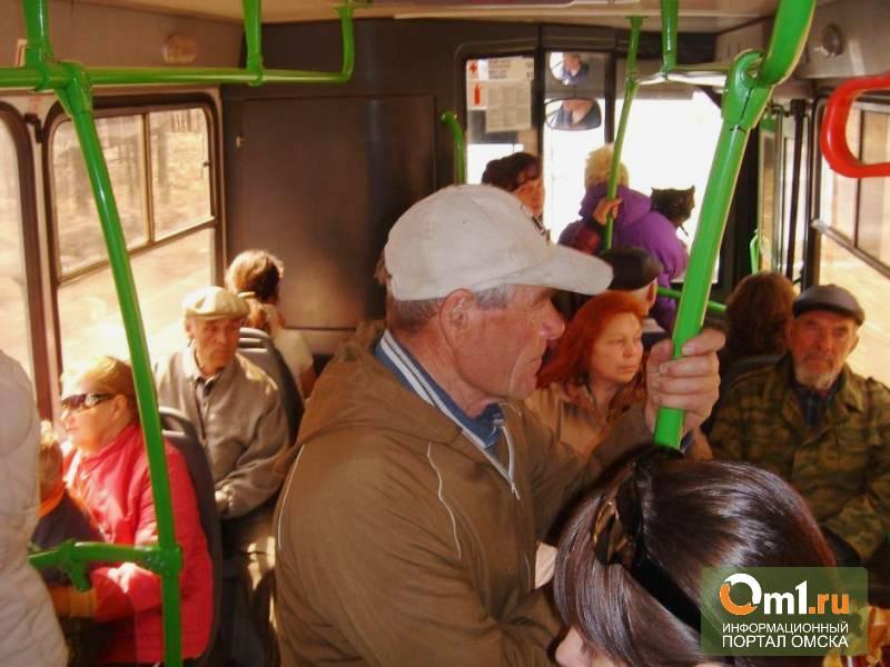 В Омске утвержден график садовых маршрутов автобусов