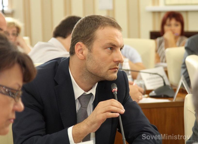 Министра промышленной политики Крыма задержали по подозрению в хищении госимущества