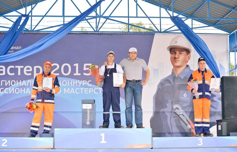 Лучший молодой слесарь ГК «Росводоканал» работает в Омске