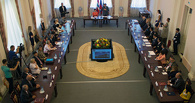 Омск поздравили представители других городов и стран