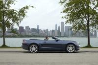 Рестайлинговый Chevy Camaro оказался не таким уж «узкоглазым»