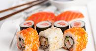 В Омске ограбили курьера одного из суши-баров города