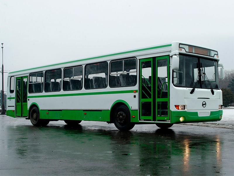В Омске изменят схему движения автобуса №125