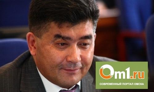 Депутат омского ЗС Шушубаев проинвестирует 3 млн рублей в памятник