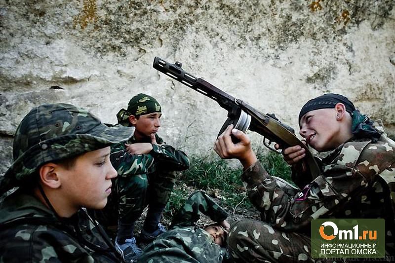 Омских подростков отправят на «бои на выживание»