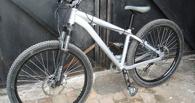 Полиция поймала велосипедного вора в Омске