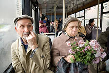 Омский дептранс начал считать пассажиров автобусов по головам