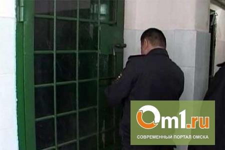 Омич обокрал продуктовый магазин и умер в отделении полиции