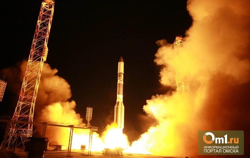 Полеты ракет-носителей «Протон» приостановлены на неопределенный срок